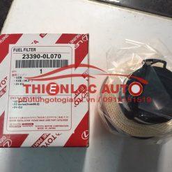Lọc nhiên liệu Toyota Fortuner, Hilux